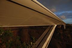 Leon n48 : clairer son humeur tnbreuse (x3401) Tags: bridge architecture concrete viaduct route pont beton tablier viaduc tamarins ledelarunion spielmann bracons setec ouvragedart granderavine routedestamarins