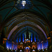 Alter at the Notre-Dame Basilica (Basilique Notre-Dame de Montréal)