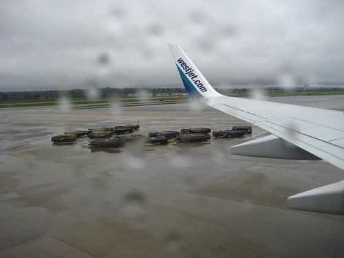 It Always Rains In YVR