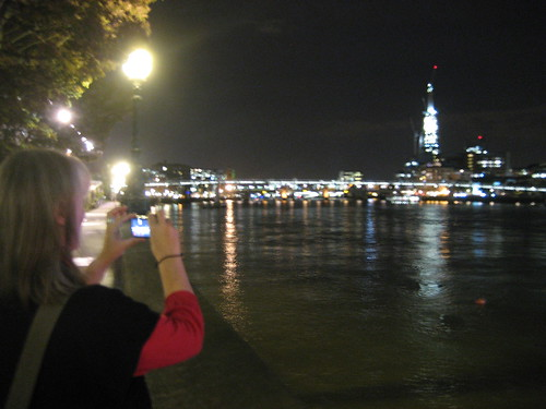 Photographing the Shard
