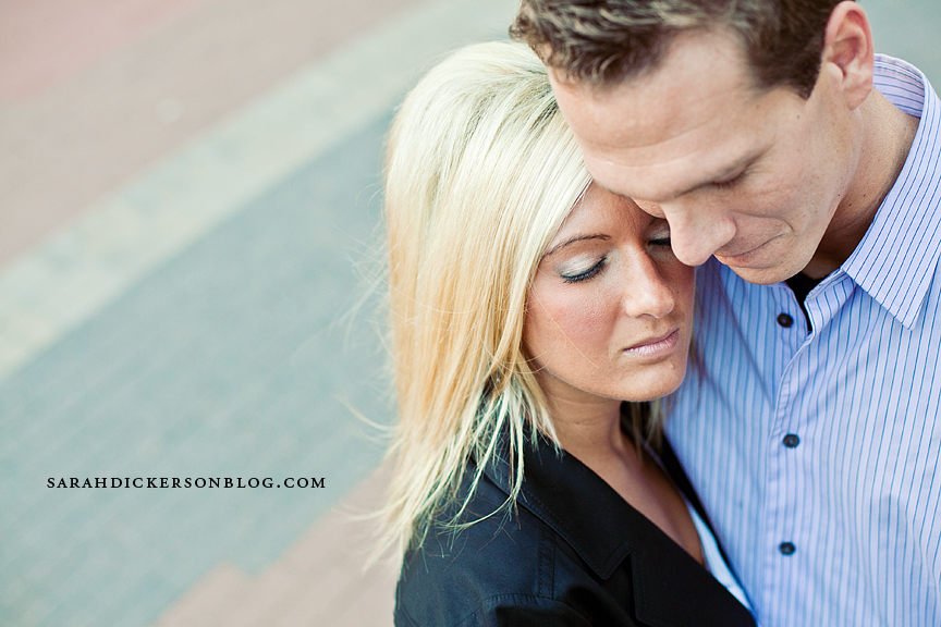 Kansas City Power and Light engagement photographers