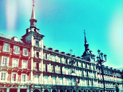 <span>madrid</span>Plaza Mayor<br><br><p class='tag'>tag:<br/>luoghi | madrid | viaggio | </p>