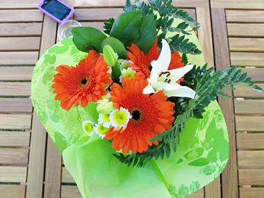 Fina blommor.