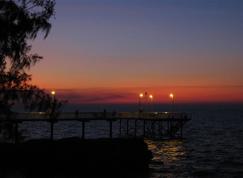 Nightcliff Jetty Sunset