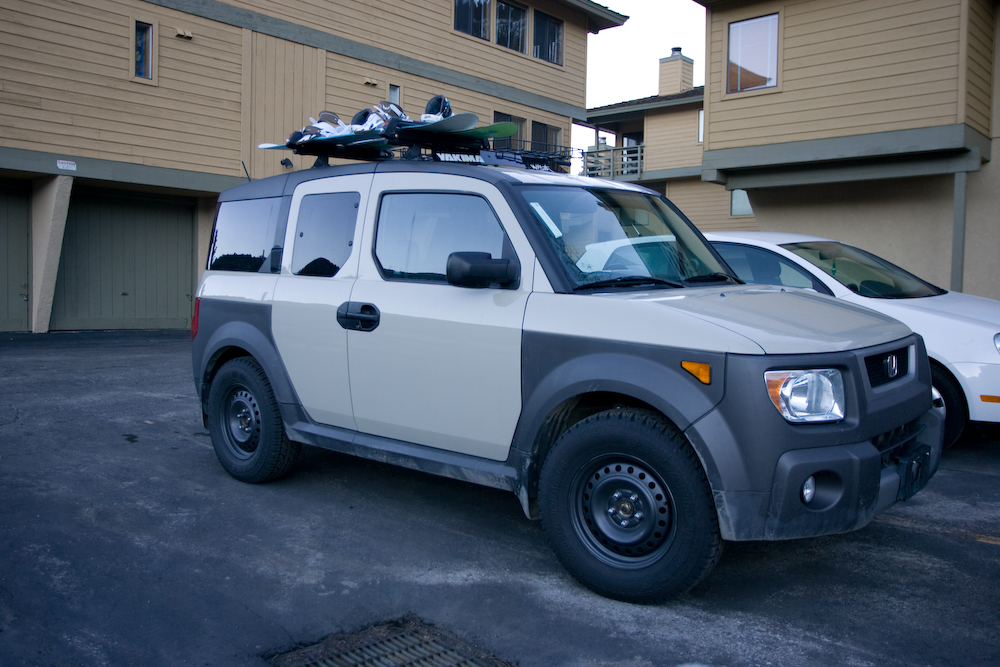 FS: Off Road Element   2005 Cargo Khaki   Honda Element Owners Club Forum