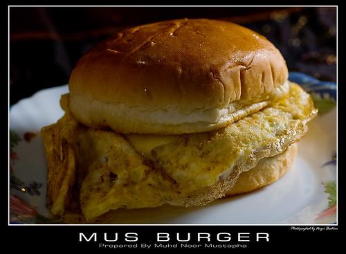 Mus Burger