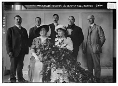 Mrs. Macy, Helen Keller & Committee, Flower Show  (LOC) (The Library of Congress) Tags: city flowers roses newyork keller hats international libraryofcongress presentation bouquet macy flowershow 1913 gentlemen helenkeller americanbeauty xmlns:dc=httppurlorgdcelements11 xmlns:foaf=httpxmlnscomfoaf01 americanbeautyroses annesullivanmacy dc:identifier=httphdllocgovlocpnpggbain12714 mrsjohnmacy april1913 grandcentralpalace openlibrary:author=ol34517a foaf:depicts=httpnlagovaunlaparty888339 foaf:depicts=httpnlagovaunlaparty1274635