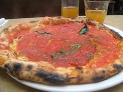 Franco Manca Pizza, Brixton
