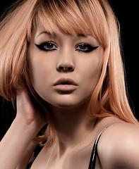DSC_0150-Editretuch (Dawl.) Tags: pictures hot cute sexy girl beautiful fashion model curves swedish blonde joanna swedishmodel dominger joannadominger