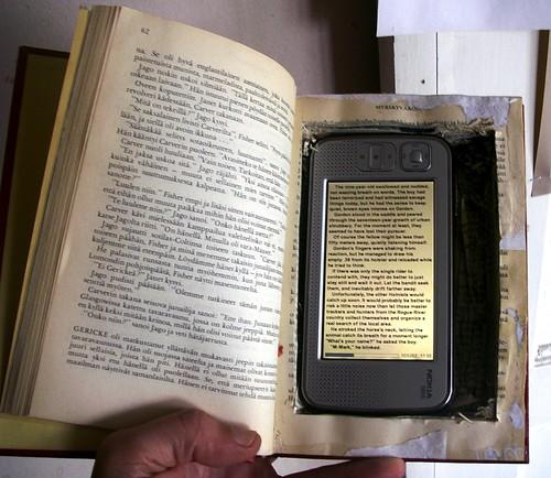 E-Books sollten nicht nur 1:1-Kopien von Print-Büchern sein