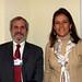 Margarita Zavala y el Sr. Thomas Alexander (29-01-09)