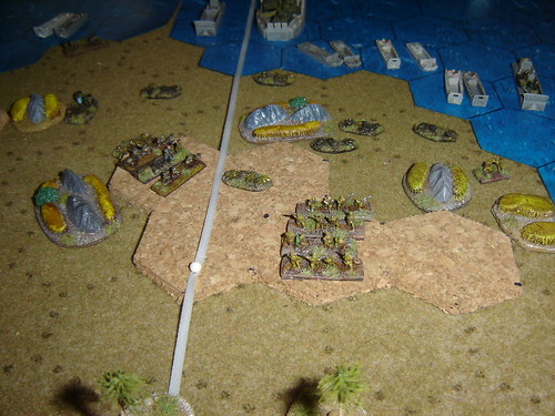 Carnage of Marine casualties