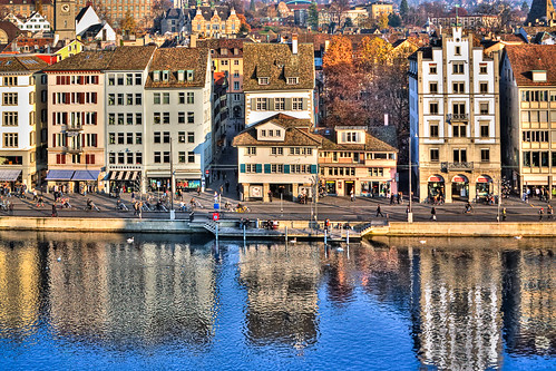 Zurich by szeke.