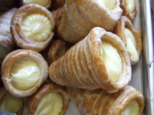 Custard Pastries