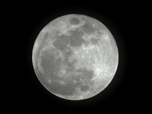 Luna Llena (HDR)