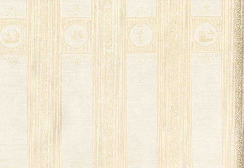 """1963 vintage wallpaper """"Roman Stripe"""" design Willard Wallcoverings Inc. sold by Thibaut NYC - a photo on Flickriver"""