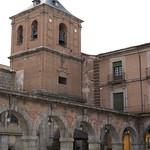 Avila: Plaza del Mercado chico