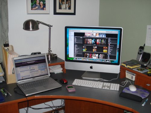 55 of 365 - It's a iMac baby!