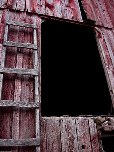My Barn Upper Door