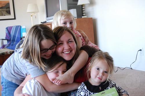 everybody hug Bethany!
