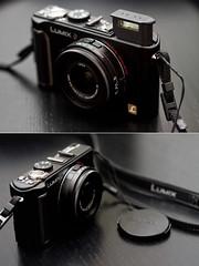 Panasonic Lumix DMC-LX3 (crsan) Tags: camera leica closeup canon lens lumix 50mm dof creative commons panasonic cc cap creativecommons strap 18 lenscap product dmc popupflash canon50d lx3 24mmwide crsan holmr christianholmercom