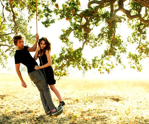 Kristen Stewart Robert Pattinson vanity fair shoot