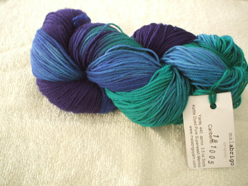 malabrigo superwash sock
