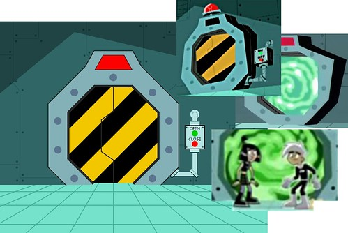 Danny Phantom Ghost Portal