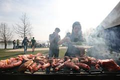 Hot stuff (Angelo M™) Tags: hot flesh smoke sausage bbq barbeque carne nena disclaimer fumo griglia salsicce costine focalize grigliatamaxima
