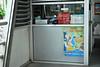 TransJakarta Busway ticket counter