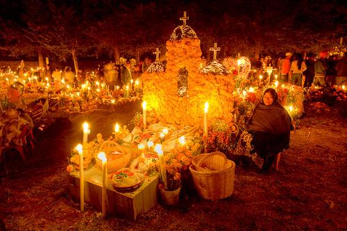 Dia de Muertos, Mexico.