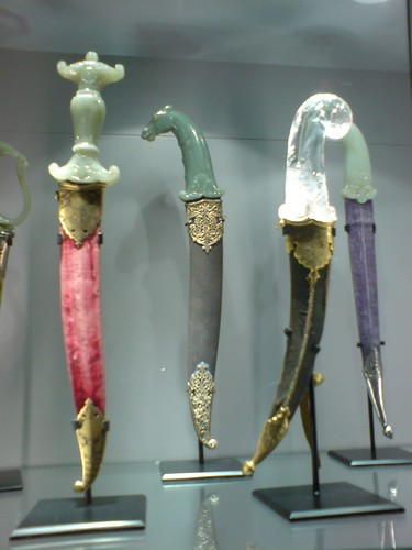daggers of houri hex
