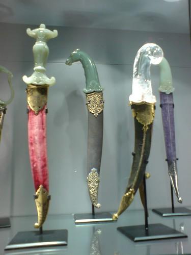 daggers of houri hex