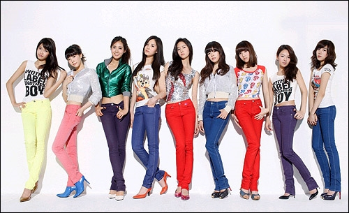 Girl's Generation… one reason why leaving Korean would be difficult.