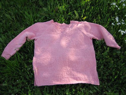 Neckdown Pullover Tunic