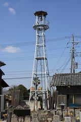 大袋の火の見櫓(川越市)