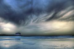 360 (momentaryawe.com) Tags: sunset sea beach water clouds dubai waves uae 360 emirates