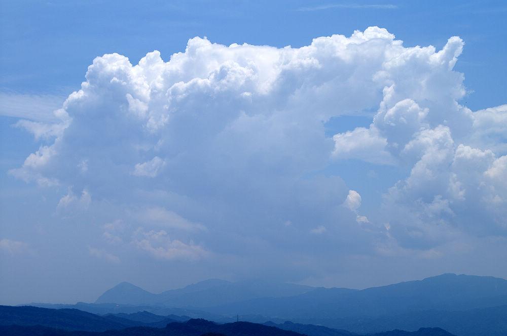 大崙頭尾052 看得見雞籠山