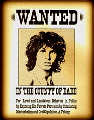 Jim Morrison wanted poster (mainmanwalkin) Tags: florida wanted rollingstone jimmorrison thedoors rollingstonemagazine dadecounty miamidadecounty miamiconventioncenter dinnerkeyauditorium march11969 dinnerkeytheater miamiincident thedoorsmiamiconcert thedoorsmiamiincident jimmorrisonwantedposter jimmorrisonwanted