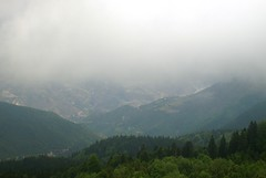Artvin dalar sisler iinde - Trkiye/Turkey (Sertac08) Tags: travel blue green forest turkey kayak trkiye ev sis artvin yol piknik gezi yeil gzel yayla nehir zirve dere orman tepe doal baraj doa merkezi yaylas sertac kakar oruh inaat atabar karal deriner mersivan