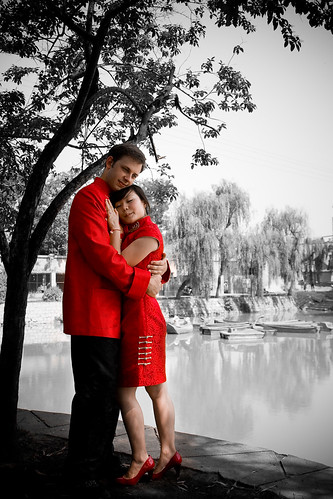 Rob & Cheer's Pre-Wedding Photoshoot
