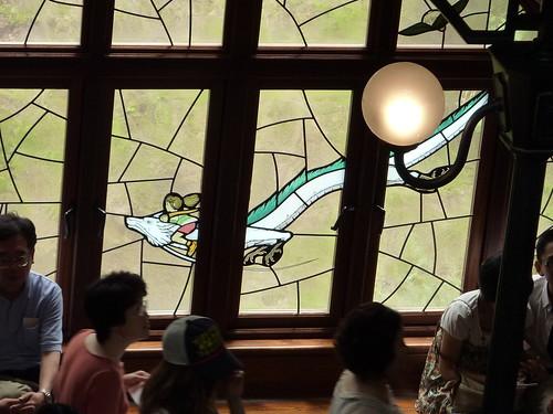Vidriera Ghibli 3