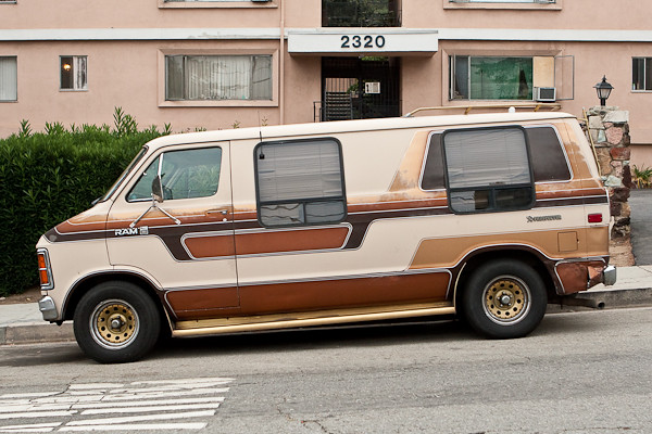 brown beige conversion copper dodge van custom ram 250 prospector earthtones ram250