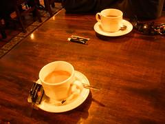 Coffee break (St.Stello) Tags: ireland coffee pinky cowicklow