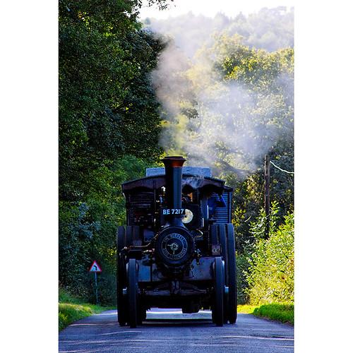 Vintage transport weekend