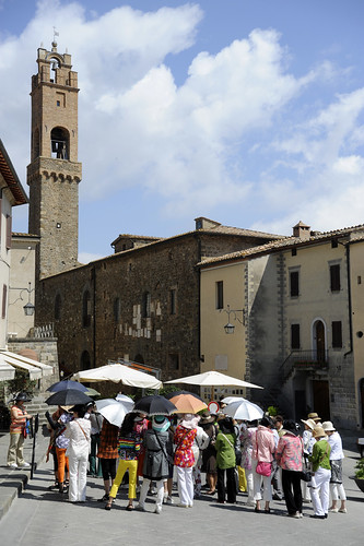 Day 4, Montalcino