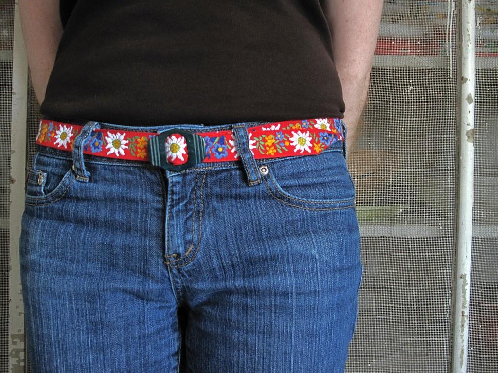 Vintage Trim Belt #2