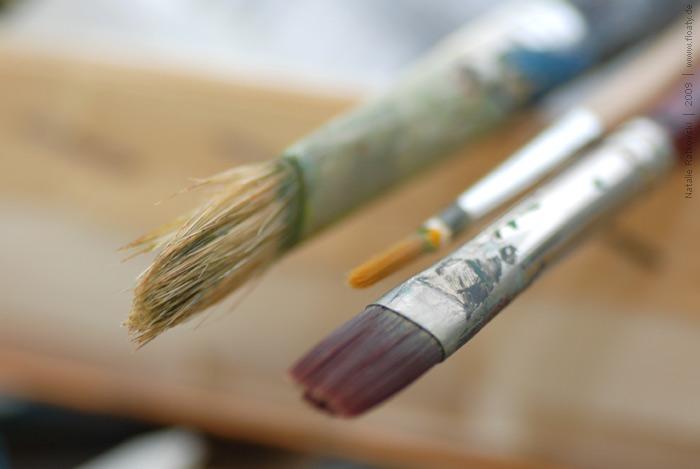 Creative tools, brushes