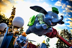 Disneyland - Elephants CAN Fly (Matt Pasant) Tags: california elephant classic canon fun ride disneyland magic dumbo icon disney mickey dreams hopes wishes imagination orangecounty anaheim longline dlr canonef2470mmf28lusm fantasyland waltdisney canoneos5dmarkii 5dmarkii