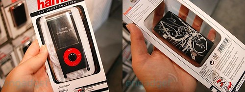 Engadget iPod nano 5G hama